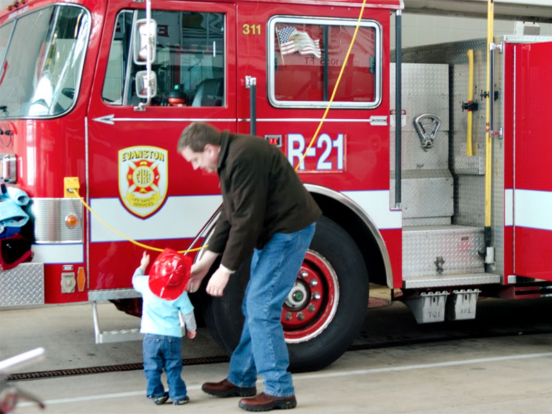Fire Prevention Study:Kids Respond to Positive Messages